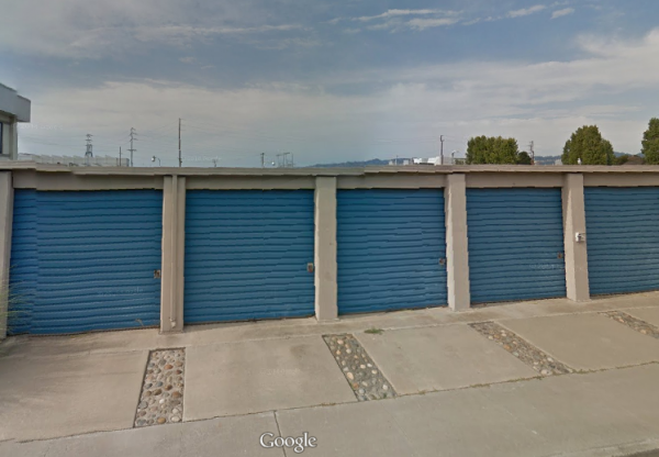 1 Singleton Avenue Alameda, CA 94501 - Drive-up Units