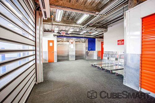 CubeSmart Self Storage   Queens   33 24 Woodside Avenue   33 24 Woodside