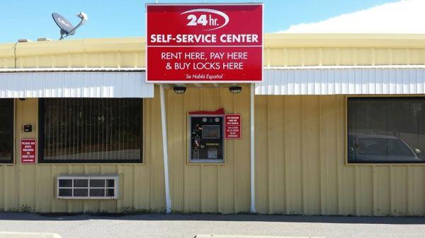 Swift Creek Storage - 24/7 Self Service Center for Rentals & 15 Cheap Self-Storage Units Goldsboro NC from $19: FREE Months Rent