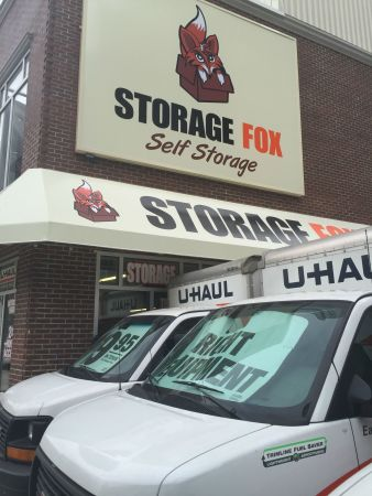 Storage Fox Self Storage Of Long Island City And UHAUL   30 46 Northern Blvd