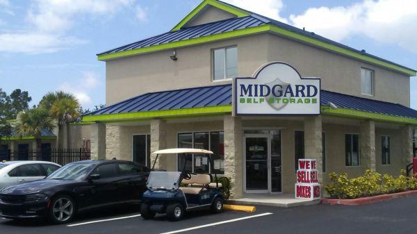 Midgard Self Storage   Plantation Rd.