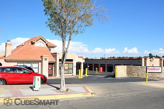 CubeSmart Self Storage - El Paso - 11565 James Watt Drive & 15 Cheap Self-Storage Units El Paso TX w/ Prices from $19/month