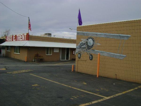 Ordinaire Spokane Mini Warehouse   4503 East Trent Avenue