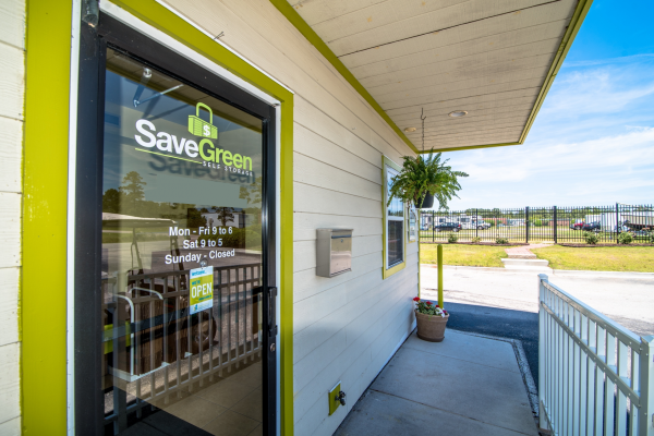 Amazing Save Green Self Storage   3311 Enterprise Dr   Wilmington, NC (North Chase)