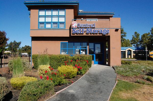 Central Self Storage   Antioch I