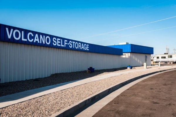 Volcano Self Storage & 15 Cheap Self-Storage Units Albuquerque NM w/ Prices from $19/month
