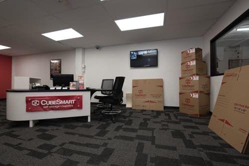 CubeSmart Self Storage   Worcester   3 Chestnut Street   3 Chestnut Street