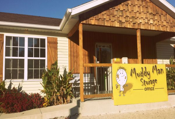 Muddy Man Storage (Rockaway Beach)   3807 State Highway 176