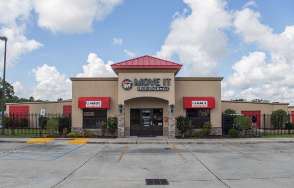 Charmant Move It Self Storage   Gonzales   14401 Louisiana 44