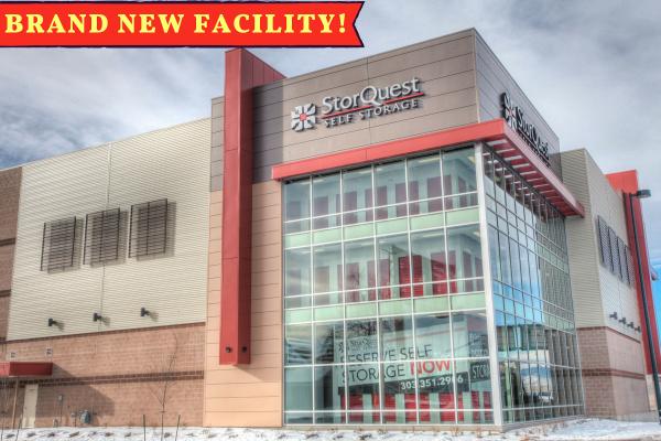 StorQuest - Denver / Kalamath - 549 Kalamath Street & 15 Cheap Self-Storage Units Lakewood CO from $19: FREE Months Rent