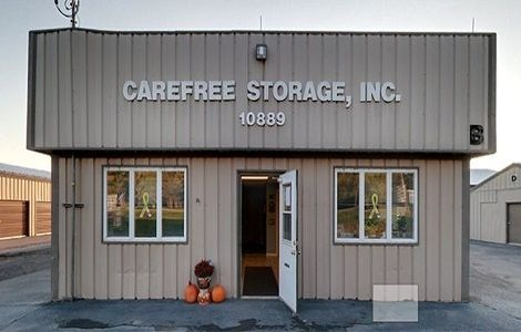 Ordinaire Carefree Storage   10889 State Route 26