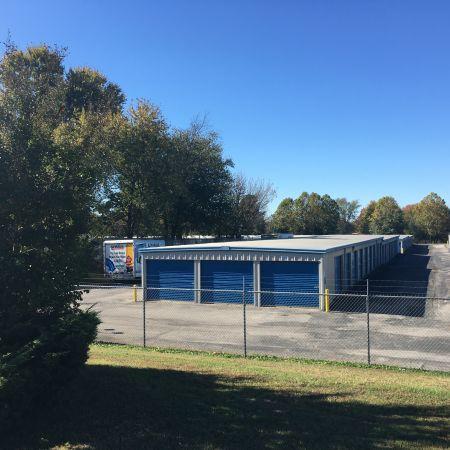 Bentonville Storage J Street Dandk Organizer