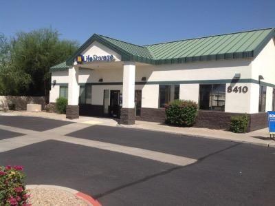 Life Storage   Peoria   8410 West Union Hills Drive