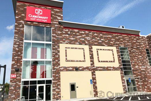 CubeSmart Self Storage   Worcester   345 Shrewsbury Street   345 Shrewsbury  Street