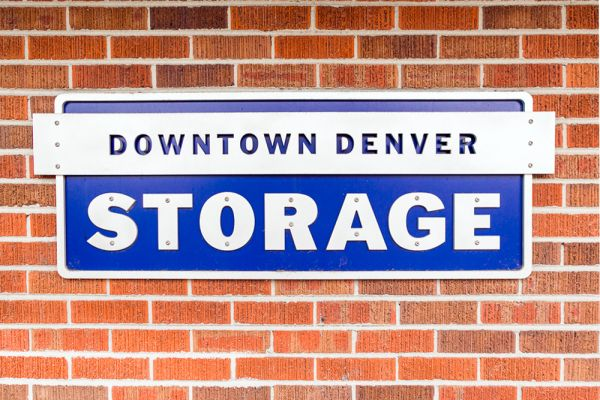 2134 Curtis St, Ste 302 Denver, CO 80205 - Signage