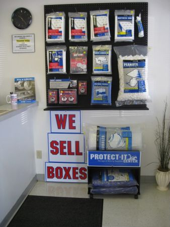 4500 East Speedway Boulevard Tucson, AZ 85712 - Moving/Shipping Supplies
