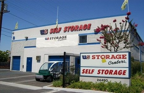 24490 Frampton Ave Harbor City, CA 90710 - Front Office Interior|Self Storage Association Logo|Storefront