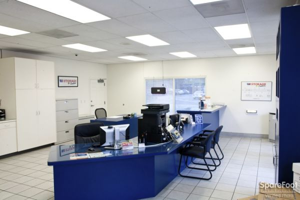24490 Frampton Ave Harbor City, CA 90710 - Front Office Interior