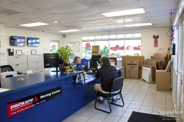 1460 N Main St Orange, CA 92867 - Front Office Interior|Staff Member