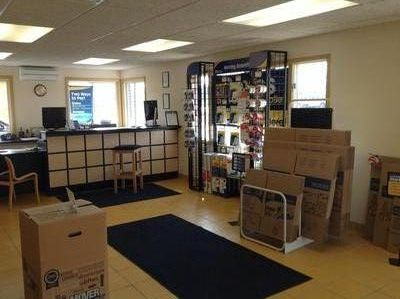 1270 Jefferson Rd Rochester, NY 14623 - Front Office Interior|Moving/Shipping Supplies