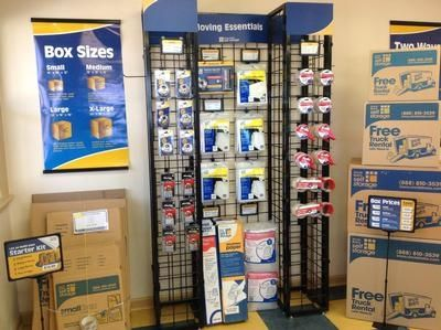 2401 S Wilmington St Raleigh, NC 27603 - Moving/Shipping Supplies