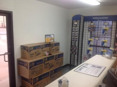 2895 Vaughn Plaza Rd Montgomery, AL 36116 - Front Office Interior|Moving/Shipping Supplies