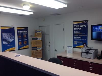 1725 Roswell Rd Marietta, GA 30062 - Front Office Interior