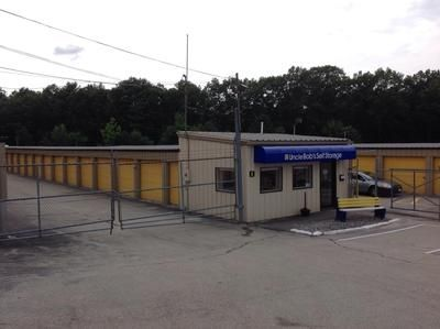 872 Church Street Ext Northbridge, MA 01534 - Storefront|Security Gate