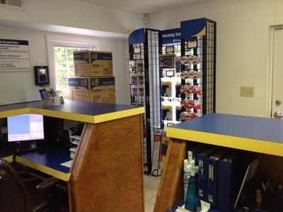 1200 E Cornwallis Rd Durham, NC 27713 - Front Office Interior|Moving/Shipping Supplies