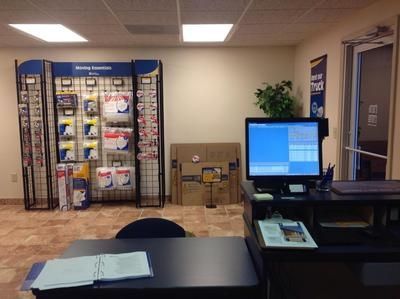 5961 I-55 N Jackson, MS 39213 - Moving/Shipping Supplies