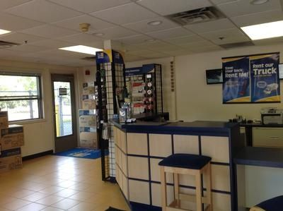 1171 Turnpike Street Route 114 North Andover, MA 01845 - Front Office Interior
