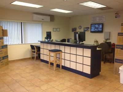 800 Abrams Blvd Lehigh Acres, FL 33971 - Front Office Interior