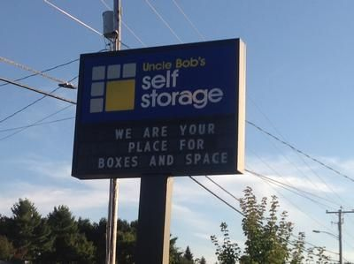 6 Industrial Park Rd Saco, ME 04072 - Signage