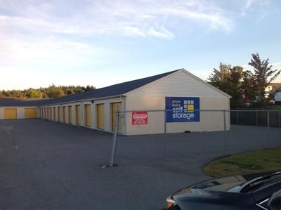 6 Industrial Park Rd Saco, ME 04072 - Drive-up Units
