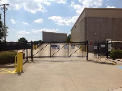 3150 Austell Rd SW Marietta, GA 30008 - Security Gate