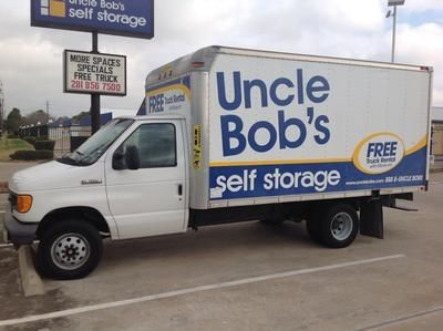 7400 Barker Cypress Rd Cypress, TX 77433 - Moving Truck