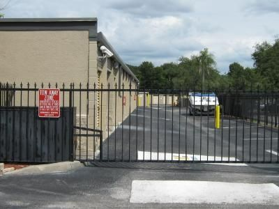 10833 Seminole Blvd Largo, FL 33778 - Security Gate