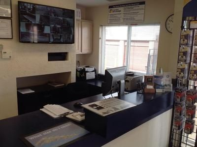 11540 Saint Charles Rock Rd Bridgeton, MO 63044 - Front Office Interior|Security Monitor