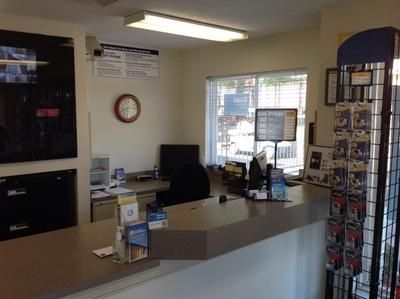 6355 Howdershell Rd Hazelwood, MO 63042 - Front Office Interior