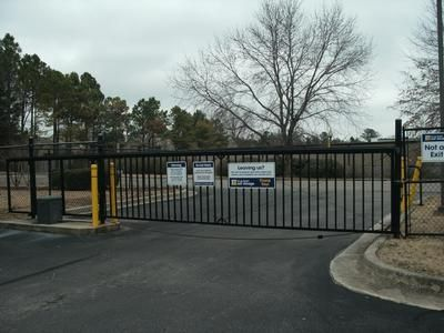 8036 Madison Blvd Madison, AL 35758 - Security Gate