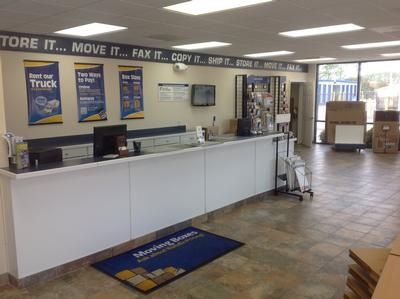 9113 W Highway 98 Pensacola, FL 32506 - Front Office Interior