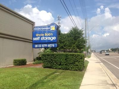 1792 W Hillsborough Ave Tampa, FL 33603 - Signage|Road Frontage