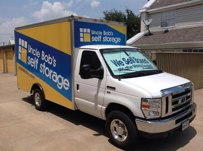 5720 Milton St Dallas, TX 75206 - Moving Truck