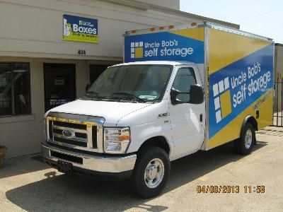 4114 Broadway Blvd Garland, TX 75043 - Moving Truck