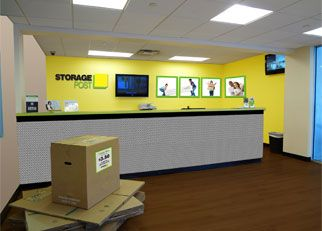 30-28 Starr Ave Long Island City, NY 11101 - Front Office Interior