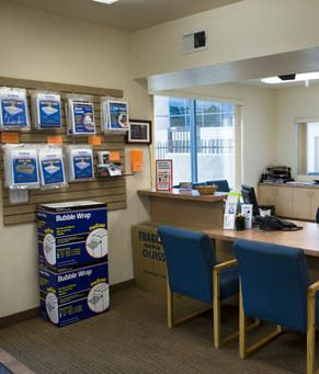 816 Miller Dr Chula Vista, CA 91914 - Front Office Interior|Moving/Shipping Supplies