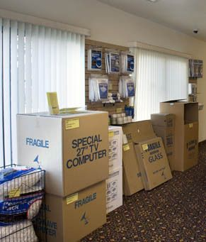 2550 Folex Way Spring Valley, CA 91978 - Moving/Shipping Supplies