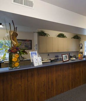 10345 Sorrento Valley Rd San Diego, CA 92121 - Front Office Interior