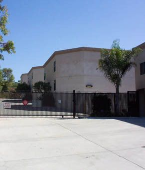 10345 Sorrento Valley Rd San Diego, CA 92121 - Security Gate
