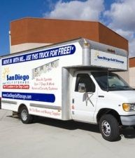 10345 Sorrento Valley Rd San Diego, CA 92121 - Moving Truck
